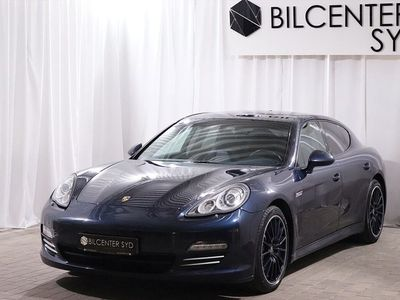 begagnad Porsche Panamera 4 PDK, 300hk Sv-såld