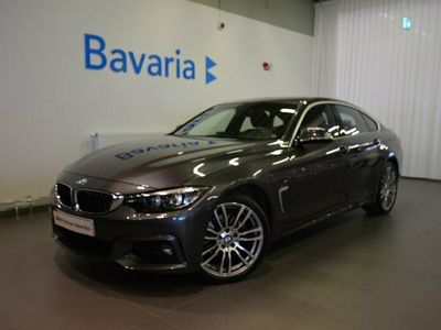 begagnad BMW 420 Gran Coupé d xDrive M Sport Connected Drag