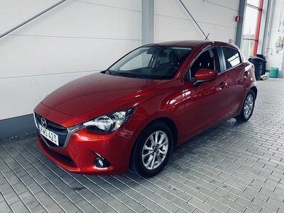 begagnad Mazda 2 Vision 90 Hk