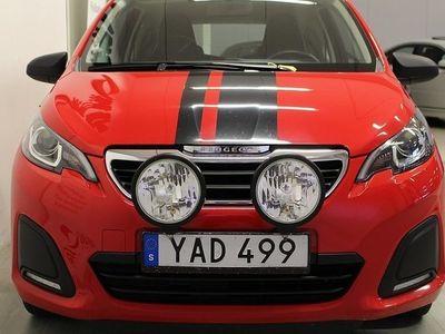 gebraucht Peugeot 108 1.0 VTI 5DR ISOFIX AUX 2285MIL