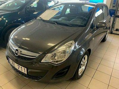 begagnad Opel Corsa 1.2 Twinport 5dr 85hk