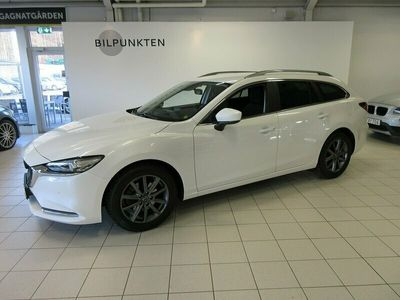 begagnad Mazda 6 62.0 Vision 2019, Kombi Pris 239 000 kr