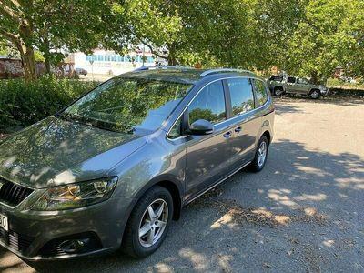 begagnad Seat Alhambra 1.4 TSI Ecomotive 150hk