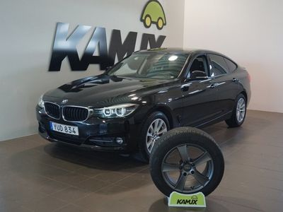 begagnad BMW 320 Gran Turismo d xDrive | Sportline | Navi S&V-Hjul (190hk)