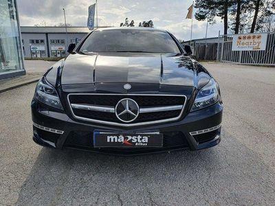 begagnad Mercedes CLS63 AMG AMG 4MATIC AMG Speedshif