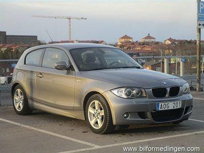 begagnad BMW 120 d 3dr 177hk M Sport Automat Svensksål -10