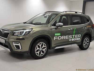 begagnad Subaru Forester 2.0i RIDGE (LT) CVT