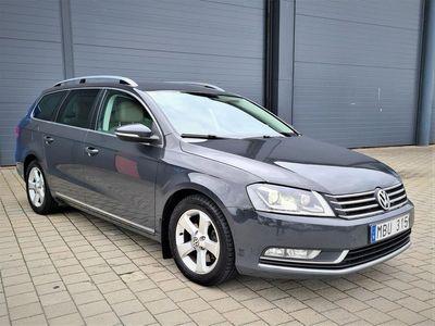begagnad VW Passat 2.0 TDI BlueMotion 4Motion DSG Sekventiell Premium, Sport, Comfo