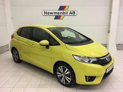 gebraucht Honda Jazz 1,3 102HK Elegance Navi CVT ADAS -16