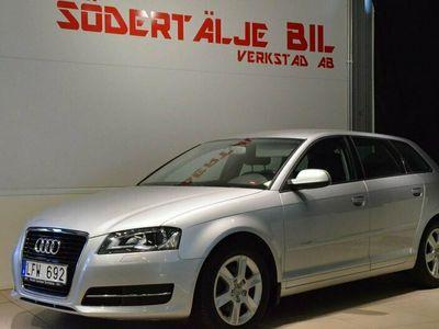 begagnad Audi A3 8P