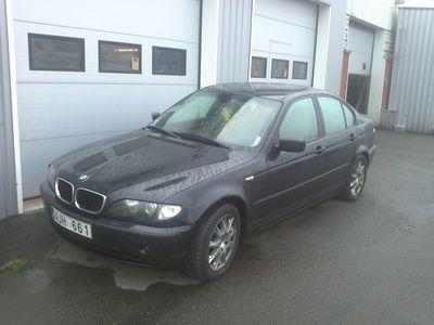 begagnad BMW 320 320 d E46 Turbodiesel 150 hk 330 N 2003