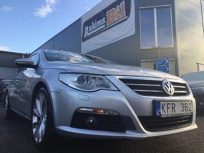 begagnad VW CC 2.0 TSI DSG Sekventiell 200hk, Ny Bes och Servad
