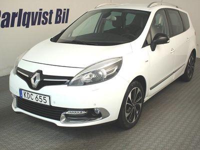 begagnad Renault Scénic GRAND dCi 110HK 7-Sits Navi