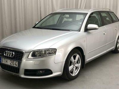 begagnad Audi A4 1.8T Avant