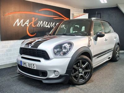 "begagnad Mini Cooper SD Countryman ALL4 143hk ""JOHN WORKS"" Navi Aut"