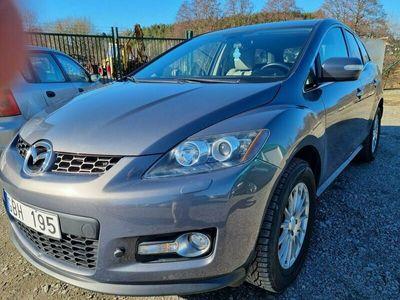 begagnad Mazda CX-7 2.3 DISI TURB