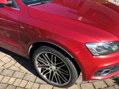 begagnad Audi Q5 2.0 TDI S-line Quattro - Extra utr -12