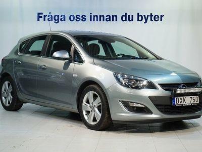 begagnad Opel Astra SPORT 1.7D 130Hkr 5Dörr