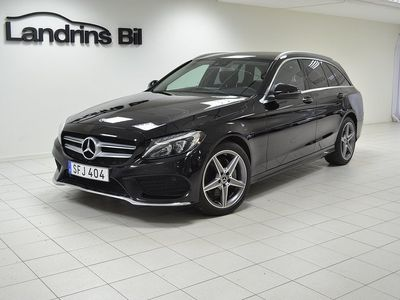 gebraucht Mercedes C220 d 4MATIC 9G-Tronic AMG Sport Euro 6 170hk