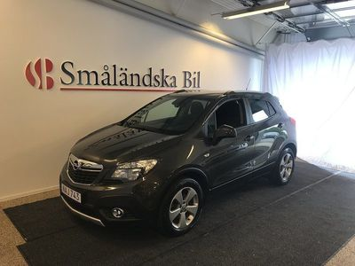 brugt Opel Mokka 1.6 CDTI Automat Euro 6 136hk