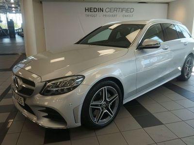 used Mercedes C220 220d kombi // DEMO // AMG Line