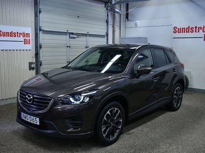 begagnad Mazda CX-5 2.2 DE Vision Plus AWD Aut 2016, SUV 199 900 kr