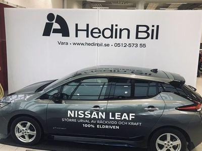 begagnad Nissan Leaf Tekna