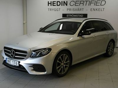 gebraucht Mercedes E220 220 d KOMBI/ AMG Line/ Vinterhjul