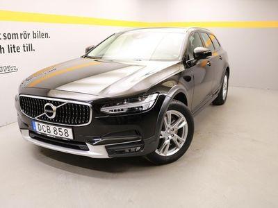 begagnad Volvo V90 CC D4 AWD Business Adv