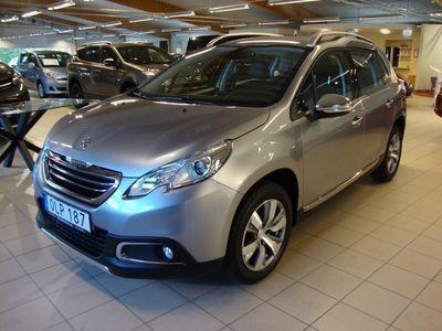 gebraucht Peugeot 2008 1,2 PureTech V-hjul 2015, SUV 109 000 kr