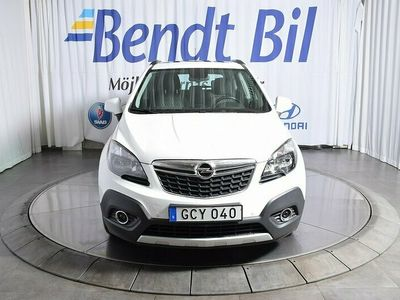 begagnad Opel Mokka 1.6 ecoFLEX 115hk / Taklucka