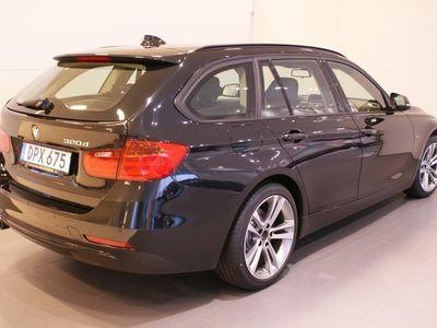 begagnad BMW 320 d Touring Aut