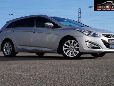 begagnad Hyundai i40 1.7 CRDi Automat #VÄLUTRUSTAD#