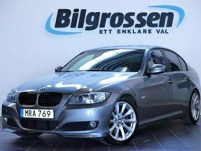 begagnad BMW 325 dA Sedan E90 LCI 204hk M-Sport Drag HiFi Sv-Såld