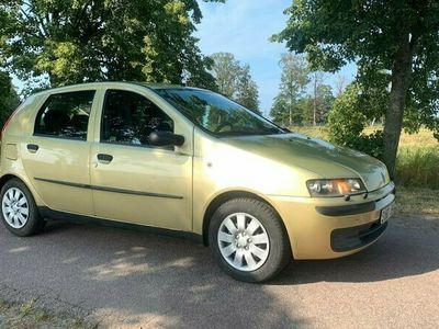 begagnad Fiat Punto 1.2 Svensksåld, Ny besiktigad, Bilen går bra.