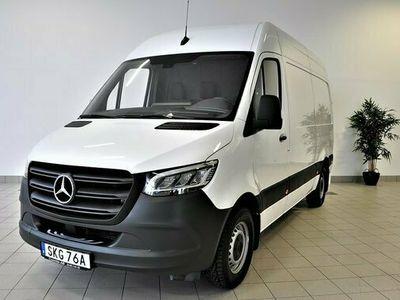 begagnad Mercedes Sprinter Benz 316 CDI 7G-Tronic Plus 2020, Transportbil Pris 473 750 kr