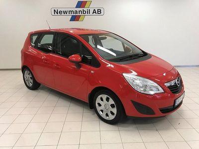 begagnad Opel Meriva 1.4 100hk