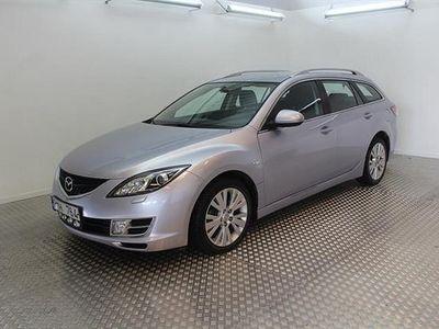 used Mazda 6 2.0 147hk