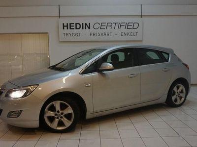 begagnad Opel Astra 6 SPORT 2011, Kombi 64 800 kr