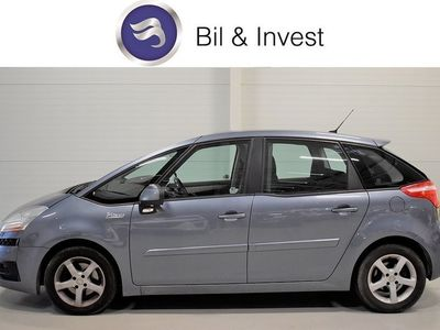 used Citroën C4 Picasso 2.0 HDiF EGS 136hk