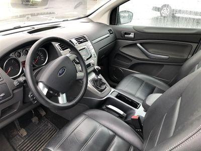 begagnad Ford Kuga 2.0 TDCi AWD Panorama Få Ägare