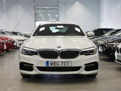begagnad BMW 520 d Sedan M-Sport Connected Drag Hifi