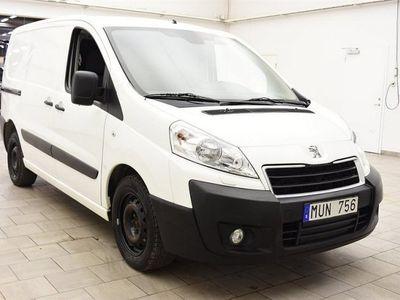 begagnad Peugeot Expert 2.0 HDI Skåp 128hk 3-SITS / NYSERVAD