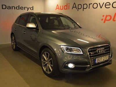 begagnad Audi SQ5 PLUS 3.0 TDI Q TIPTR 2016, SUV 499 000 kr