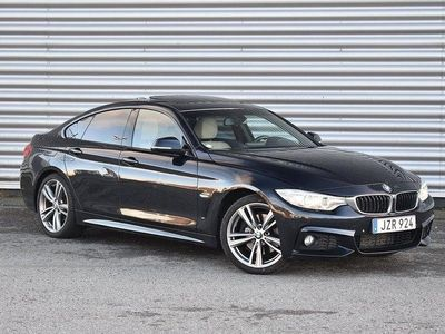 begagnad BMW 428 Gran Coupé i AUT MSport Euro6 245hk