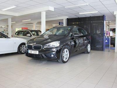 begagnad BMW 220 Active Tourer d xDrive xD Drag B-kamera Sport line Eu6 190hk