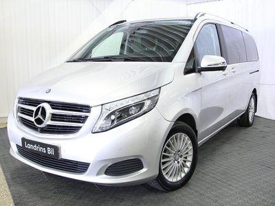 begagnad Mercedes V220 d 4MATIC 8-Sitsig