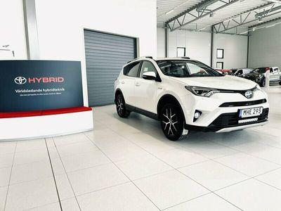 begagnad Toyota RAV4 Hybrid E-FOUR 2.5 (197hk) Aut