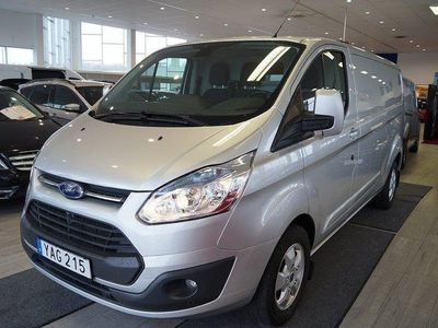 begagnad Ford Custom 2,2TDCI 125Hk 310L2 Limited/Alu/D