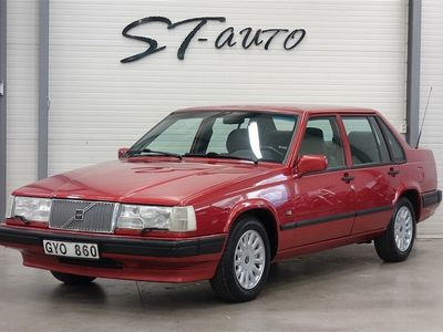 begagnad Volvo 940 Classic 2.3 Låga mil 135hk